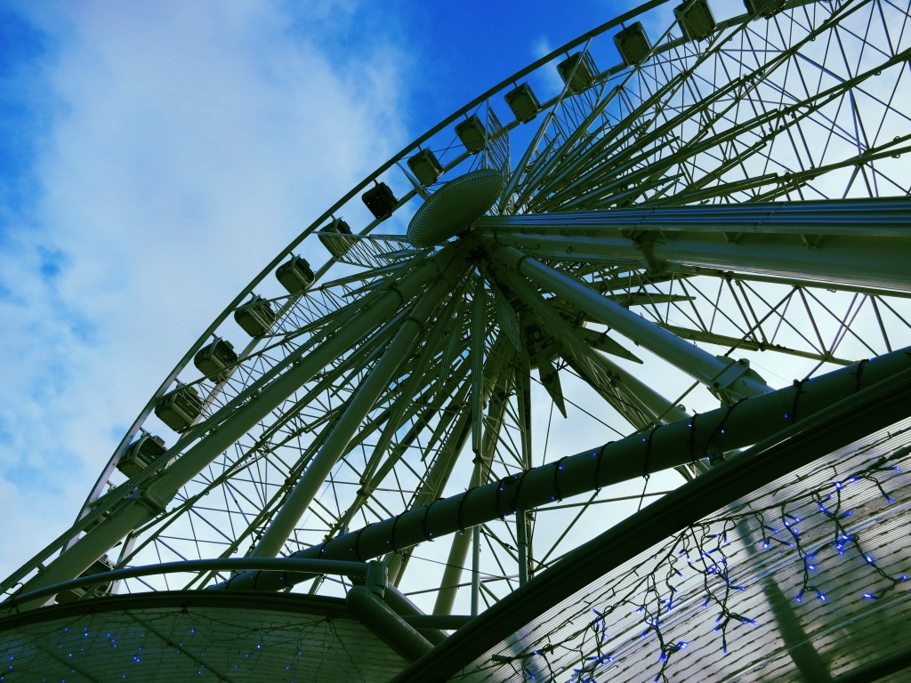 Brighton Wheel - Some rights reserved by Paul Walter, Newbury, UK