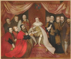 Edward VI grants Royal Charter - some rights reserved by lisby1