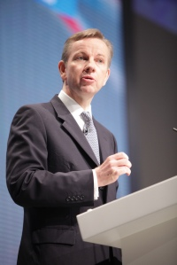 Michael Gove - some rights reserved by conservative party