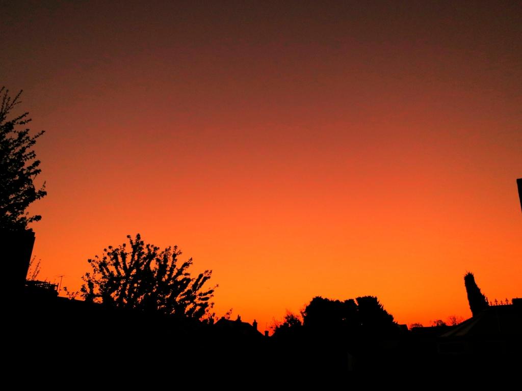 dawn 6th May 2013