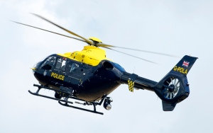 Day 28 - West Midlands Police Helicopter - Air Ops - Alpha Oscar One
