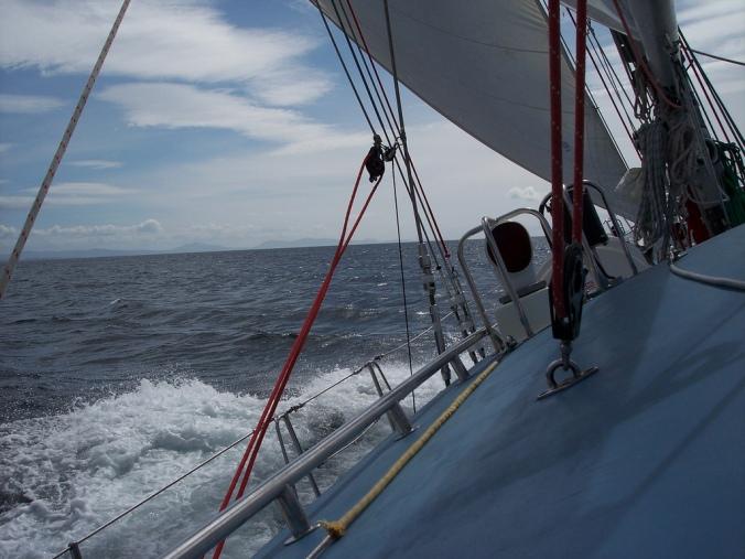 Works Sailing Trip 2010