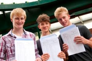 GCSE RESULT 2012