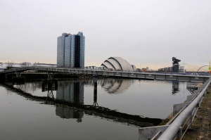 The Clyde in February 2