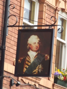 The Duke William - Coventry Street, Stourbridge - pub sign