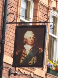 The Duke William - Coventry Street, Stourbridge - pub sign