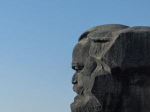 Chemnitz - Marx Monument