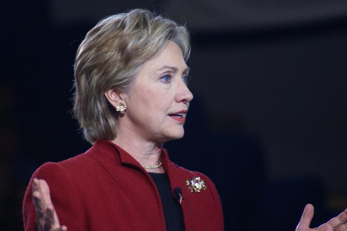 Senator Clinton @ Hampton, NH