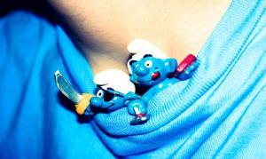 Smurfs Found!