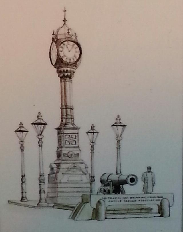 canon clock