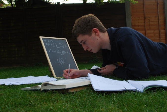 272/365 Outdoor Revision