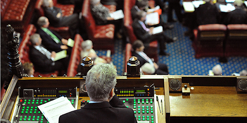 lords parliament photo