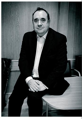 Alex Salmond photo