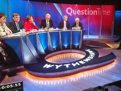 question time photo