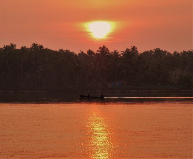 goa-river-sunrise